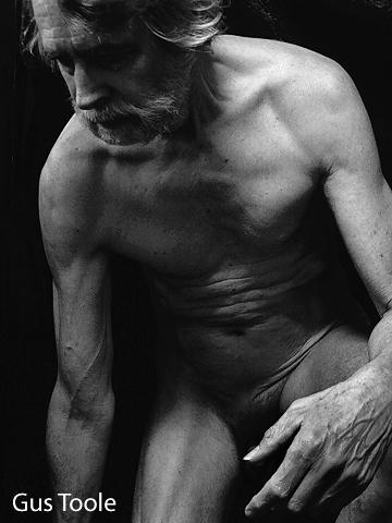 Self nude with Minox 3