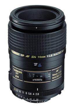 Tamron SP AF DI 90mm f/2.8 Macro