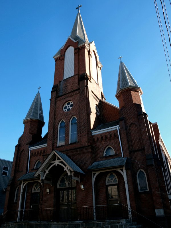 Shenandoah Catholic Church