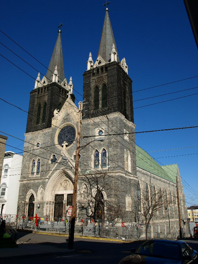 Saint George  Lithuanian Catholic Church - Constructed in 1891