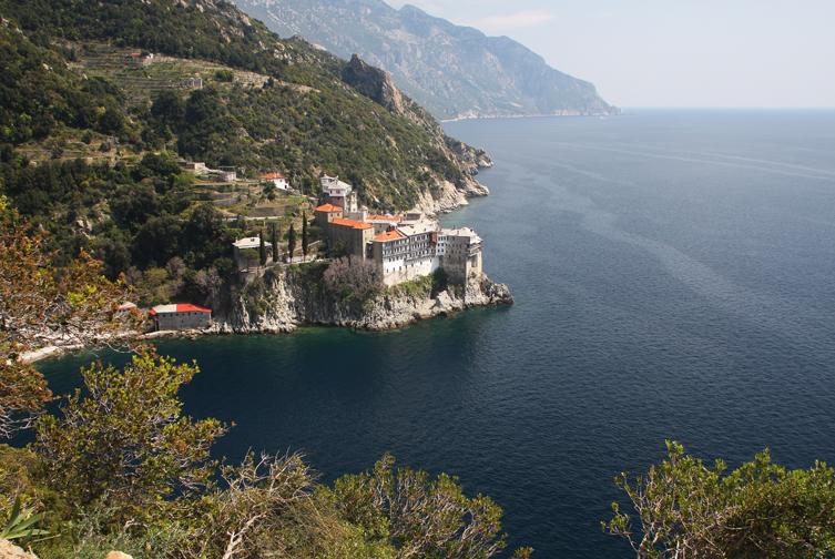 Gregoriou Monastery