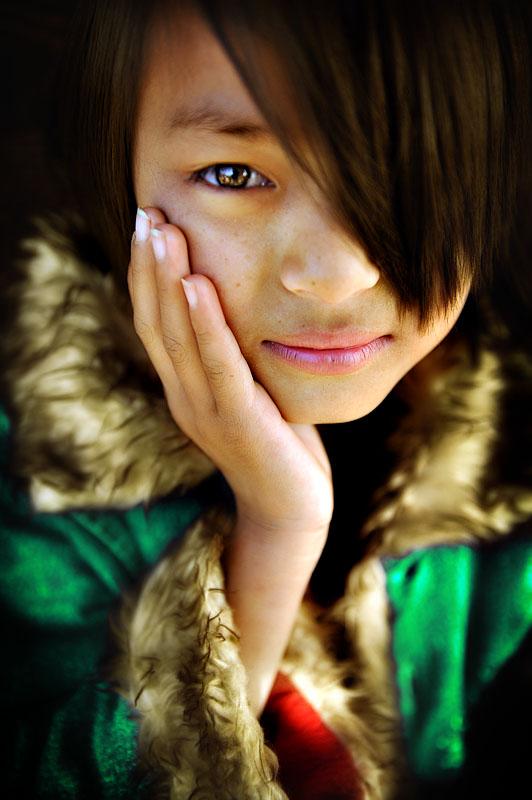 little girl 5