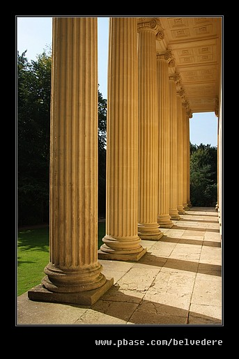 Temple of Concorde & Victory, Stowe