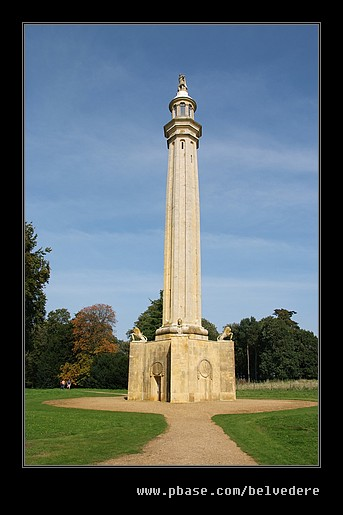 Lord Cobhams Pillar, Stowe
