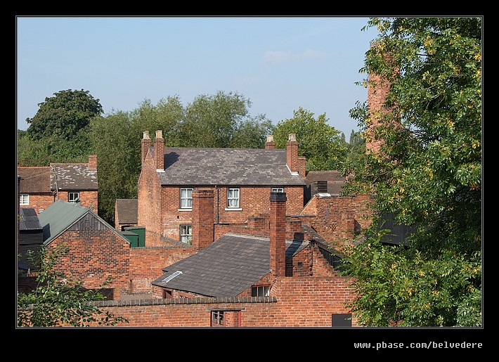 Roof Tops, Black Country Museum