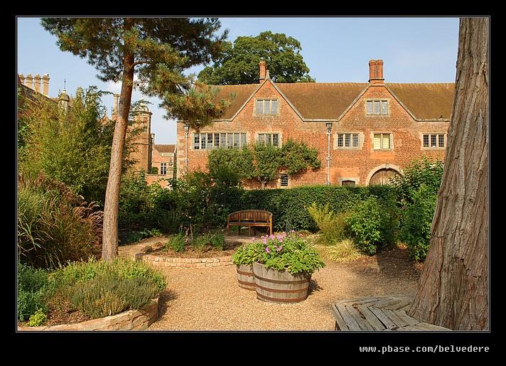 Sensory Garden, Charlecote Park