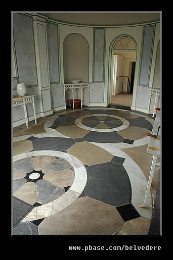 Dairy Floor, Berrington Hall
