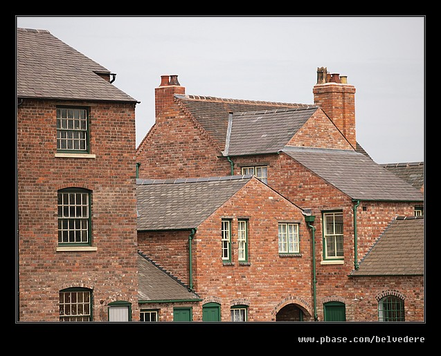 Rear of Old Birmingham Rd, Black Country Museum