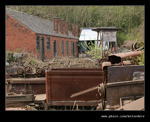 Lenchs Oliver Shop #3, Black Country Museum