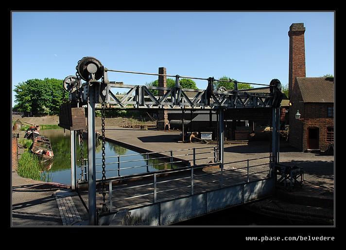 Lifting Bridge, Black Country Museum