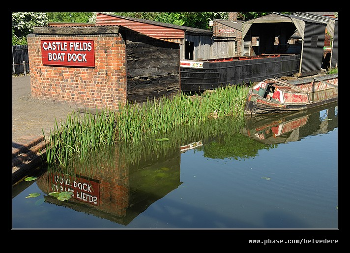 Dockside Reflections, Black Country Museum