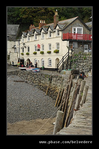 Clovelly Village #23, Devon
