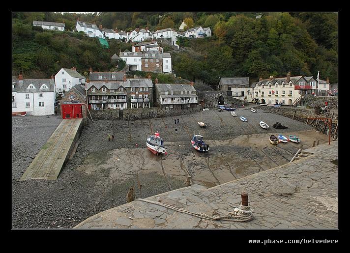 Clovelly Village #26, Devon