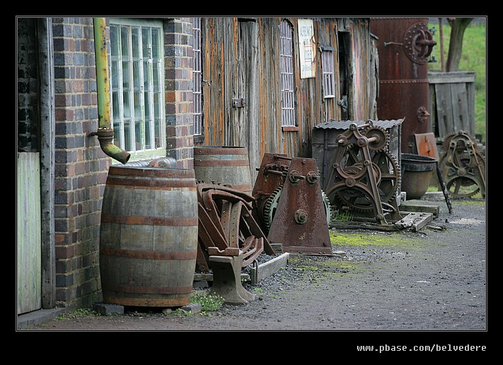 Boat Dock #1, Black Country Museum