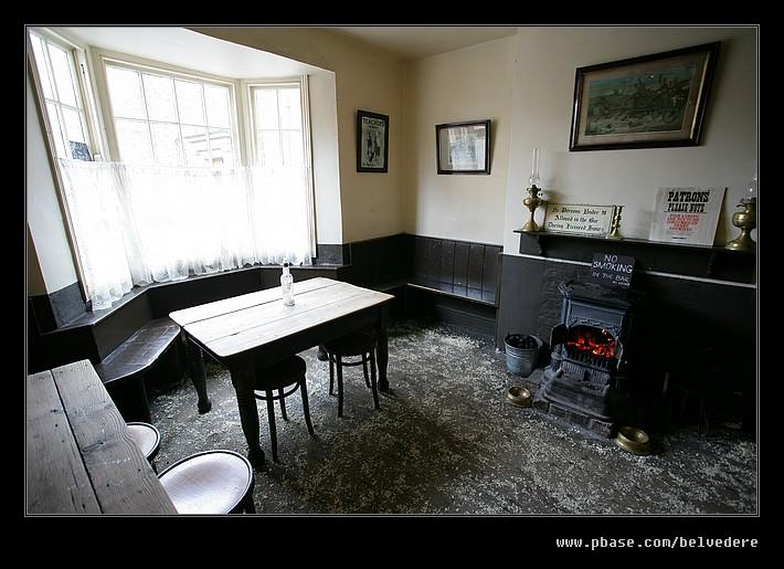 Bottle & Glass Inn Bar #3, Black Country Museum