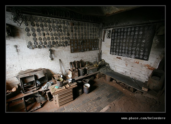 Brass Foundry #5, Black Country Museum