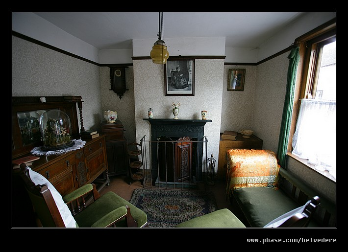 Back to Back Parlour, Black Country Museum
