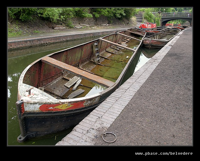 Canal Barge, Black Country Museum