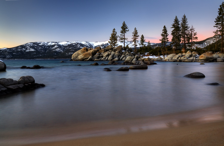 Lake Tahoe View with a little more