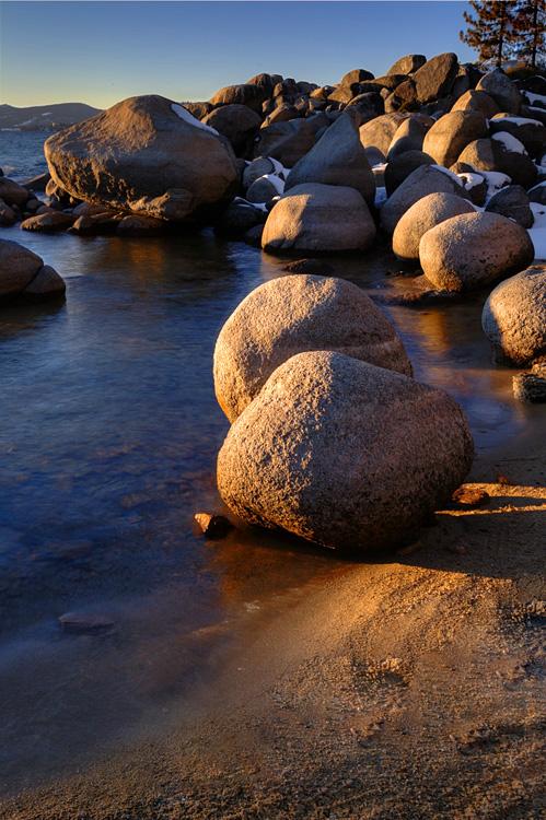 Tahoe Rocky Shores