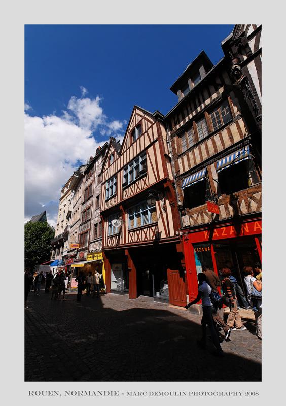 Normandy, Rouen 2