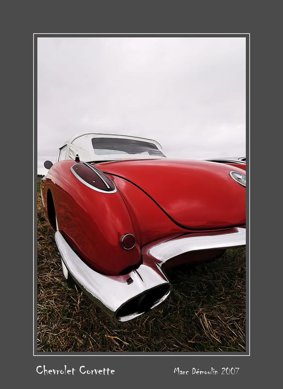 CHEVROLET Corvette Reims - France