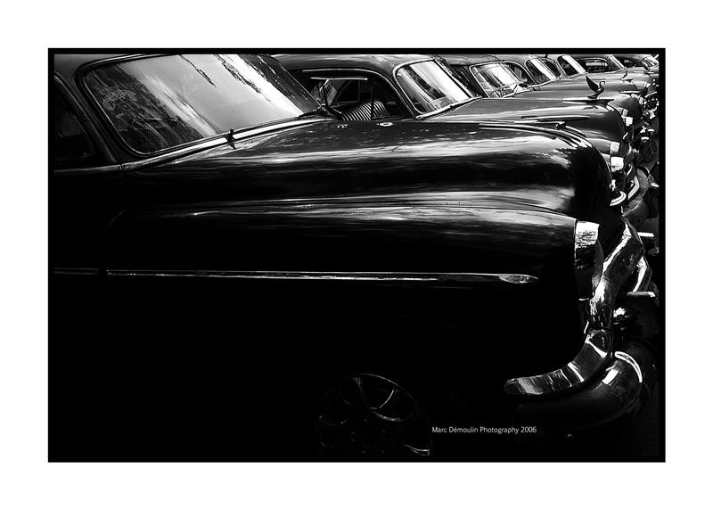 1950s row, La Habana