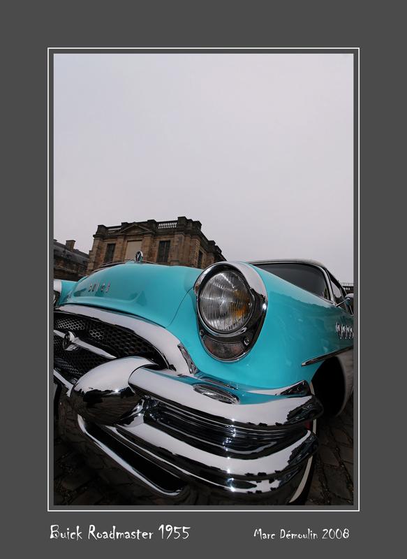 BUICK Roadmaster 1955 Vincennes - France