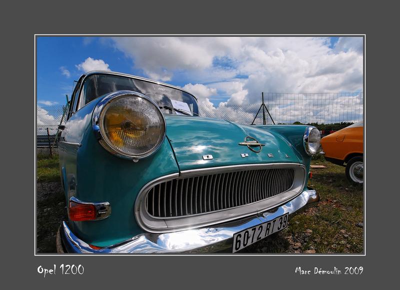 OPEL 1200 Dijon - France