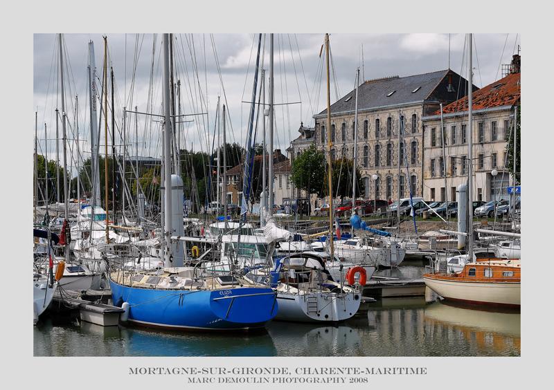 Charente-Maritime, Mortagne-sur-Gironde