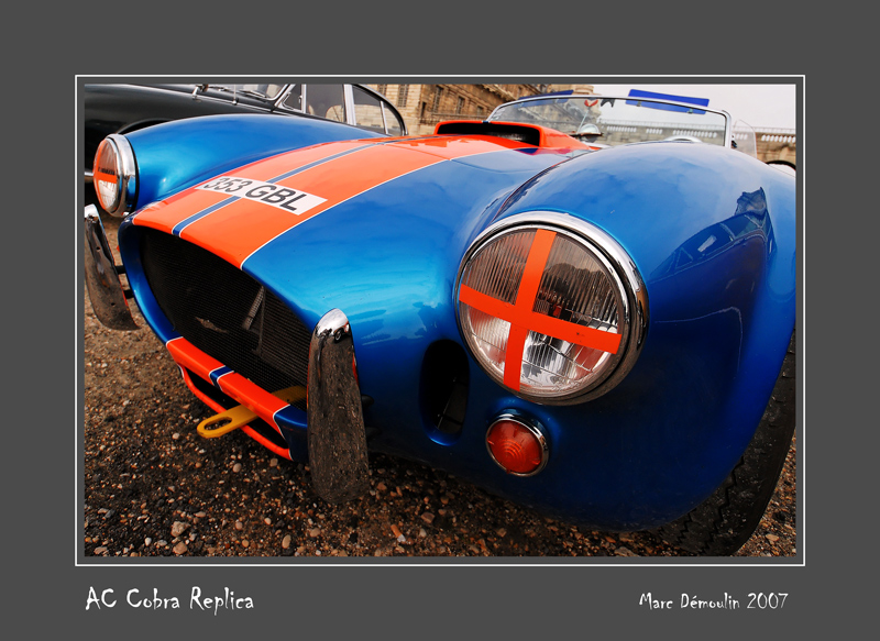 AC Cobra Replica Vincennes - France