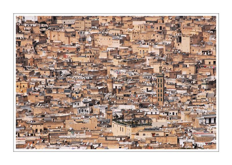 Moroccan souks and medinas 1