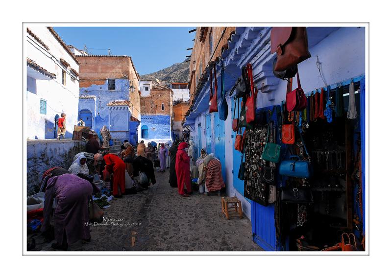 Moroccan souks and medinas 4