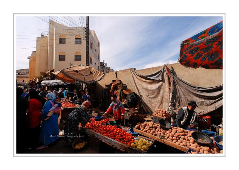 Moroccan souks and medinas 5