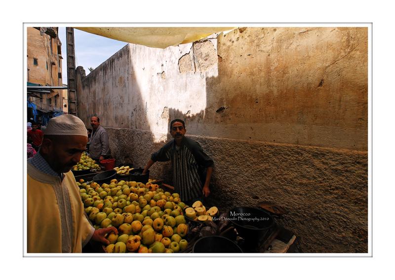 Moroccan souks and medinas 7
