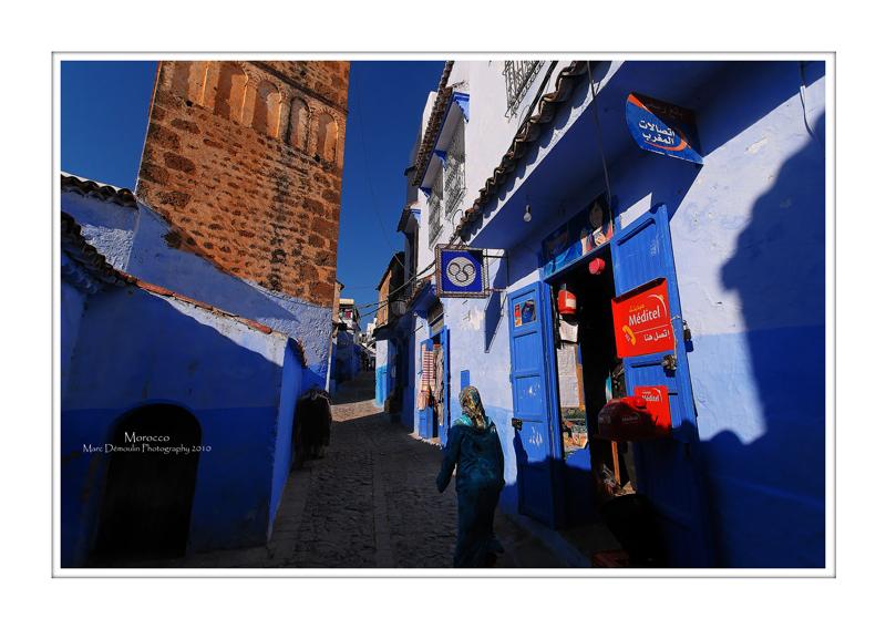Moroccan souks and medinas 8