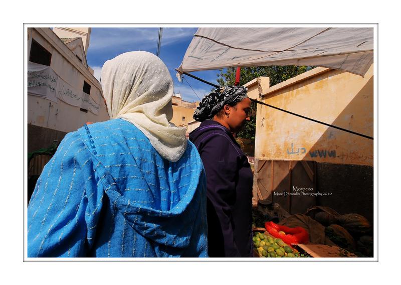 Moroccan souks and medinas 10