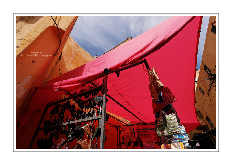 Moroccan souks and medinas 13