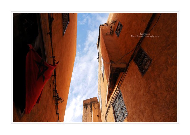 Moroccan souks and medinas 17