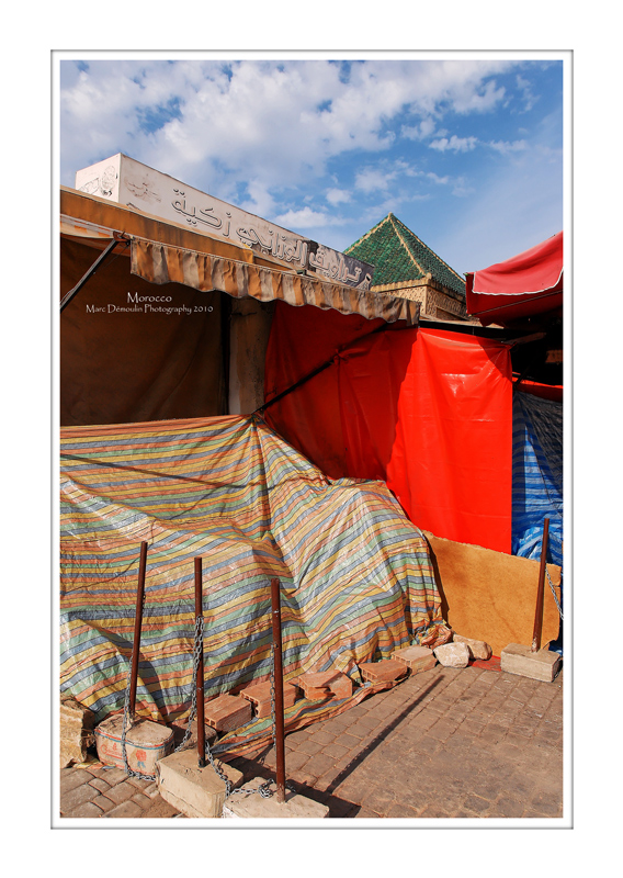 Moroccan souks and medinas 19