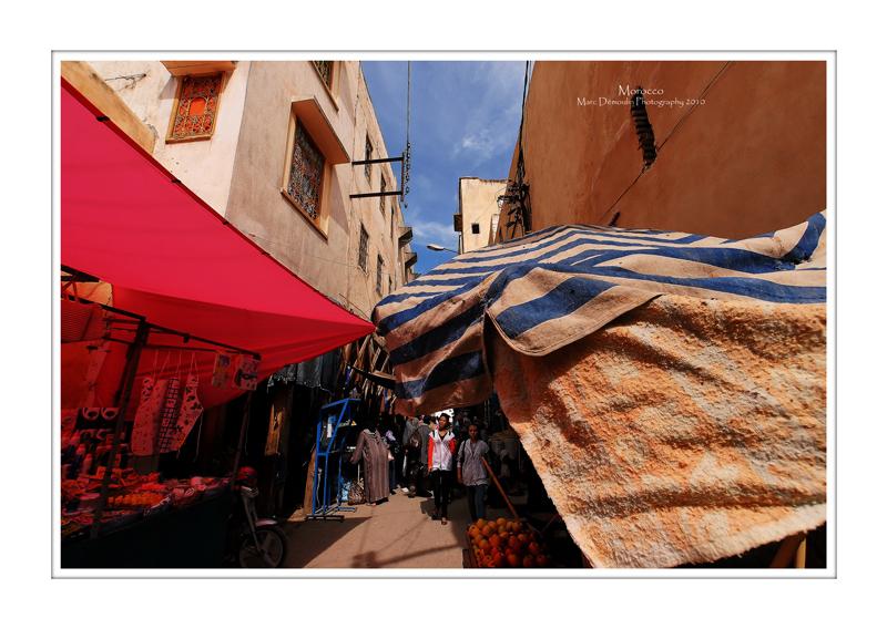Moroccan souks and medinas 29