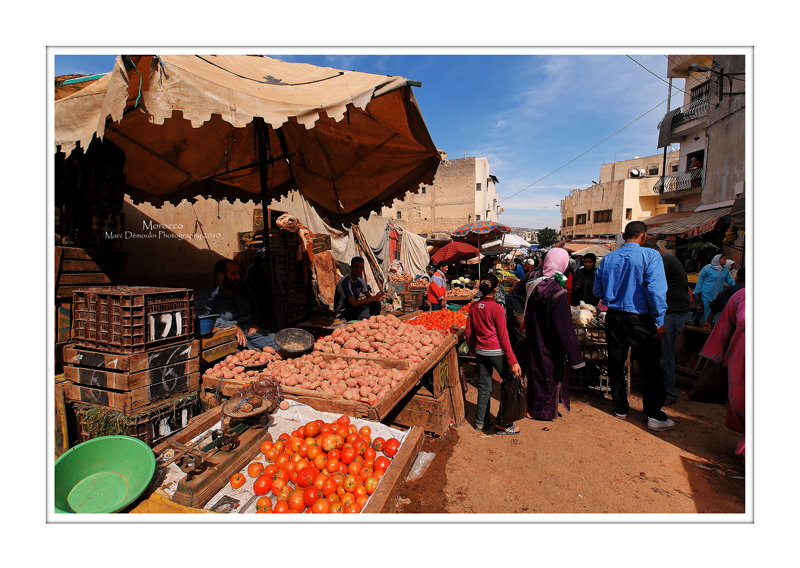 Moroccan souks and medinas 30
