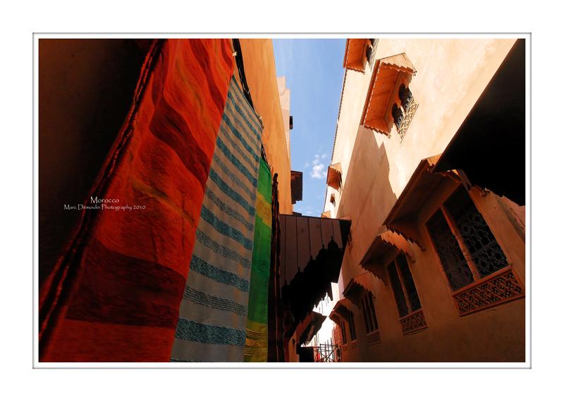 Moroccan souks and medinas 43