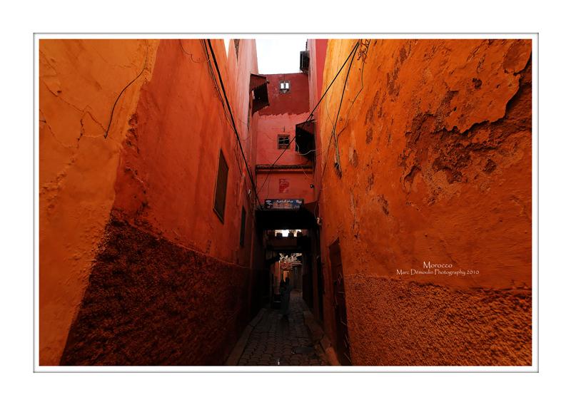 Moroccan souks and medinas 46