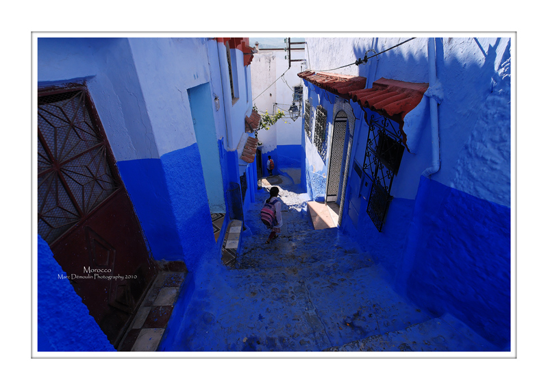 Moroccan souks and medinas 47