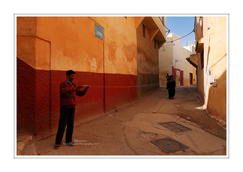 Moroccan souks and medinas 52