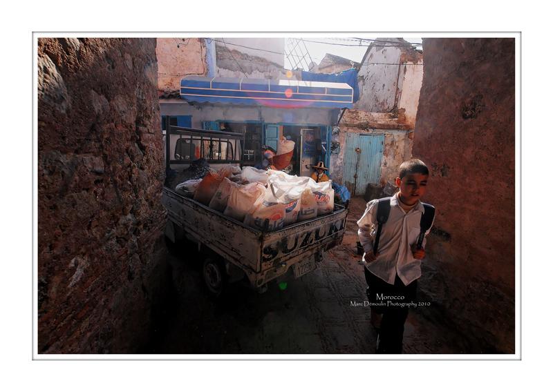Moroccan souks and medinas 54