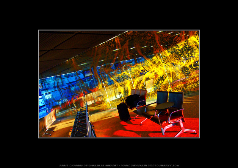 Paris CDG 2E Terminal - 5