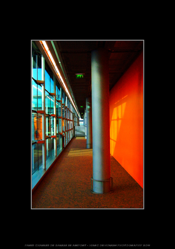 Paris CDG 2E Terminal - 6