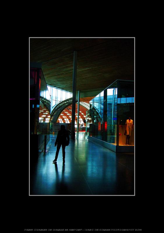 Paris CDG 2E Terminal - 10